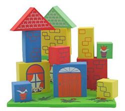 Edushape Floating Blocks Bath Toy