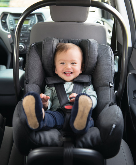 Group 0 car seat