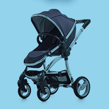 Pushchairs travel systems