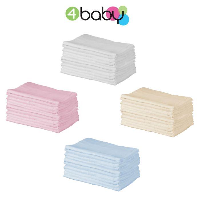 4baby-muslin-12-pack