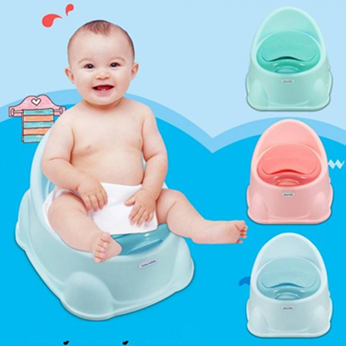 2-in-1 Floor Potty & Toilet Step - 3 Colours