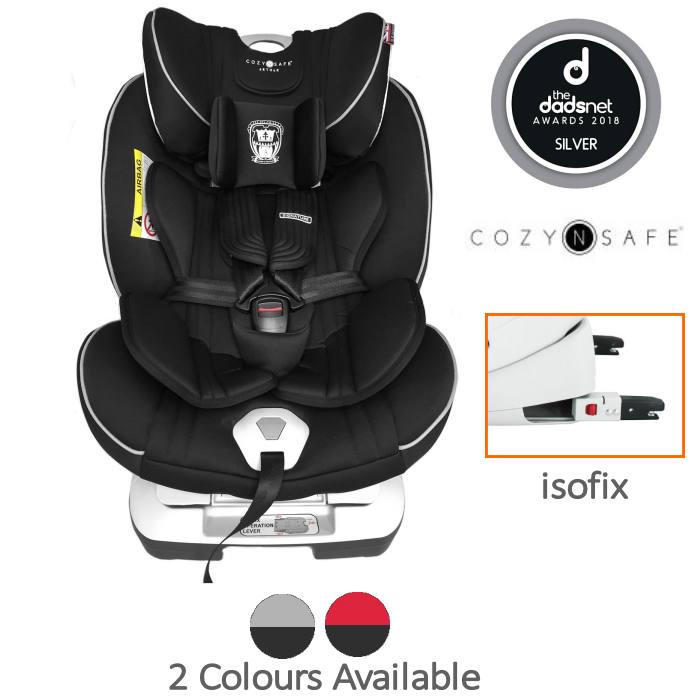 Cozy N Safe Arthur Group 0123 Isofix Car Seat