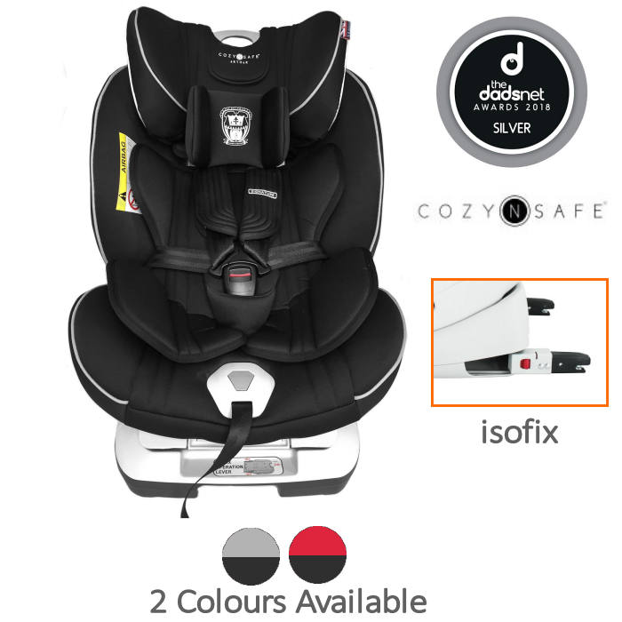 Cozy N Safe Arthur Group 0123 Isofix Car Seat