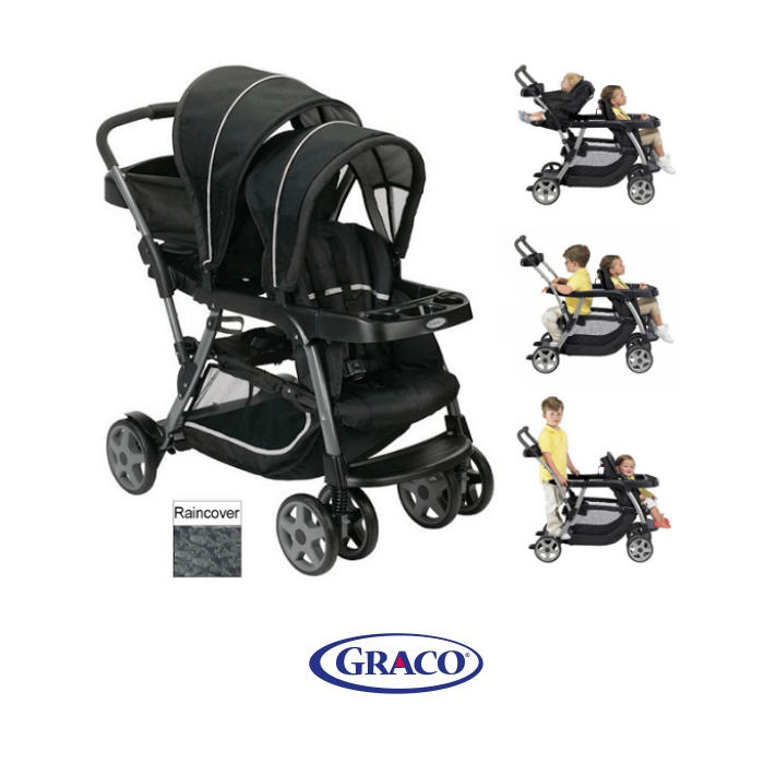 Graco Ready 2 Grow Tandem Stroller