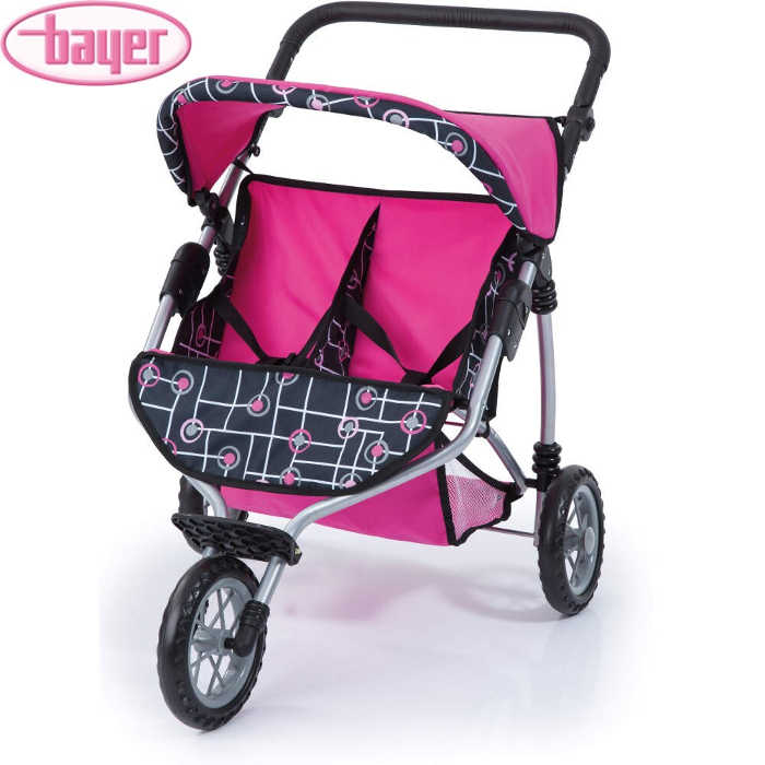 bayer_design_twin_jogger