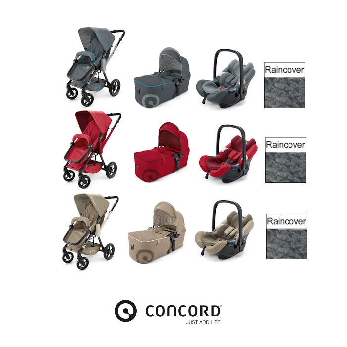 Concord Wanderer Mobility Set Travel System