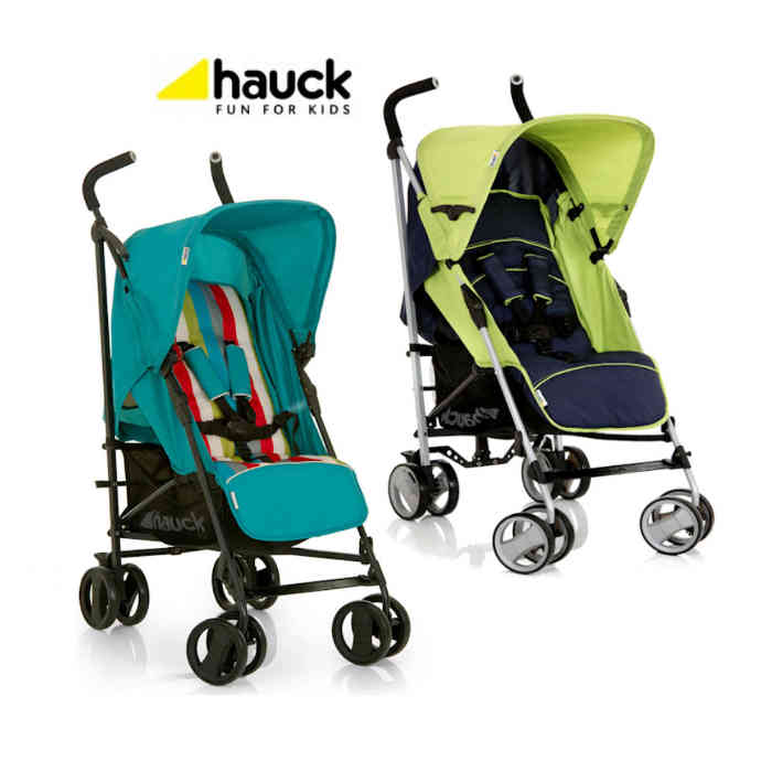 Hauck Roma Pushchair Stroller no raincover