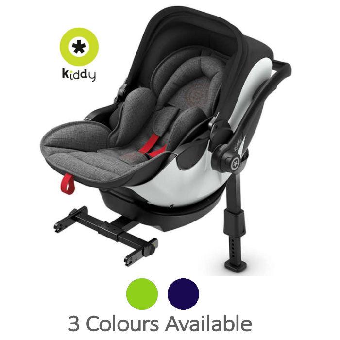Kiddy Evoluna i-Size 2 Car Seat With Isofix Base
