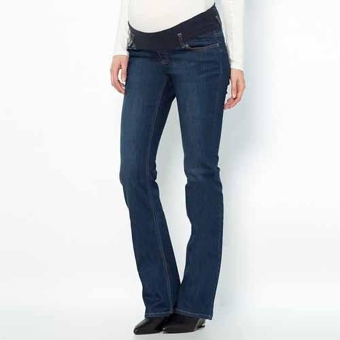 la-redoute-bootcut-jeans