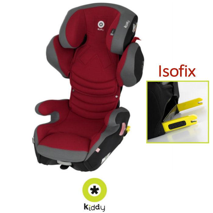 Kiddy Smartfix Group 2,3 Isofix Car Seat