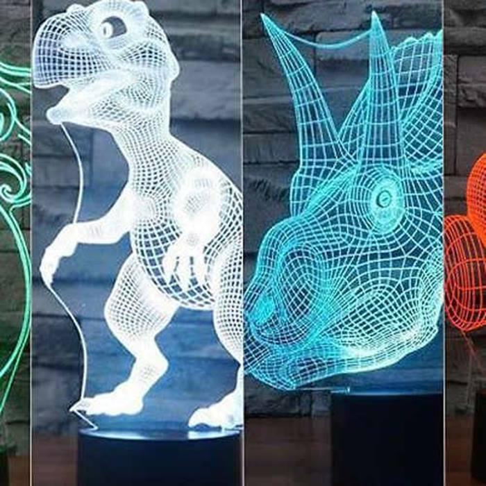 GoGroopie-3d lamp