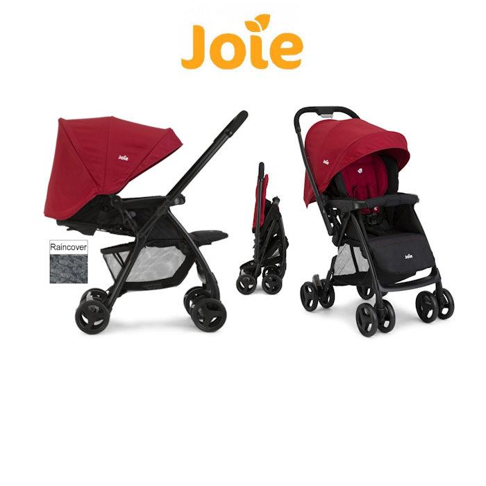 Joie Mirus Scenic Stroller - Cherry