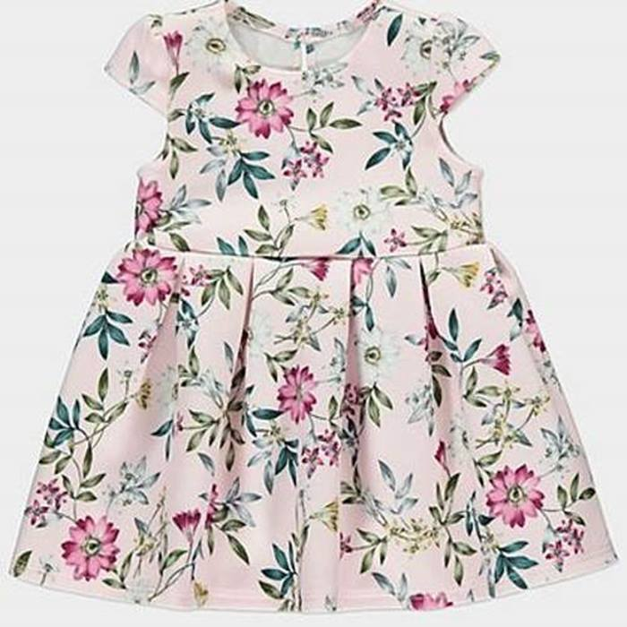 ASDA Floral Scuba Dress