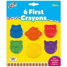 Galt 6 First Crayons 222