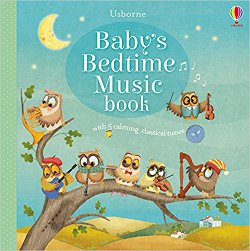 Bedtime music book 250