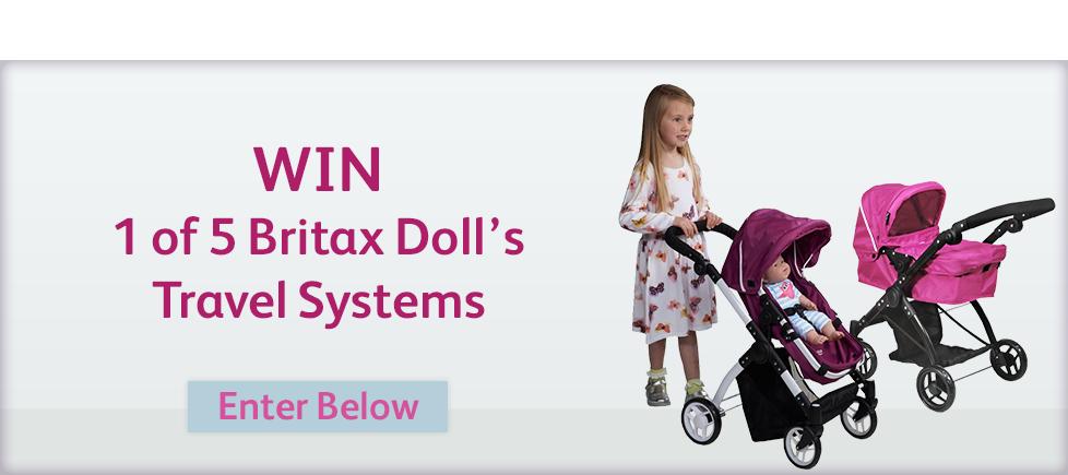 Britax Dolls Travel System