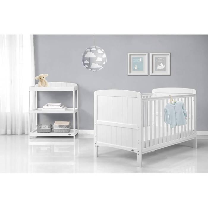 Babylo Sienna Cot Bed & Changer