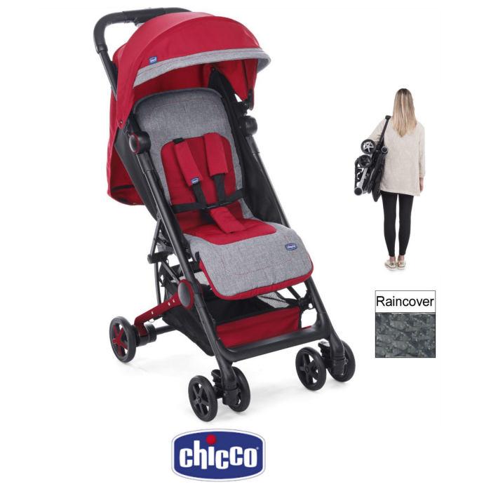 Chicco MiiniMo MiniMo Stroller - Paprika