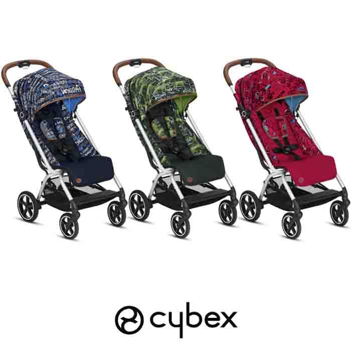 Cybex Eezy S+ Gold Fashion Edition Pushchair Stroller