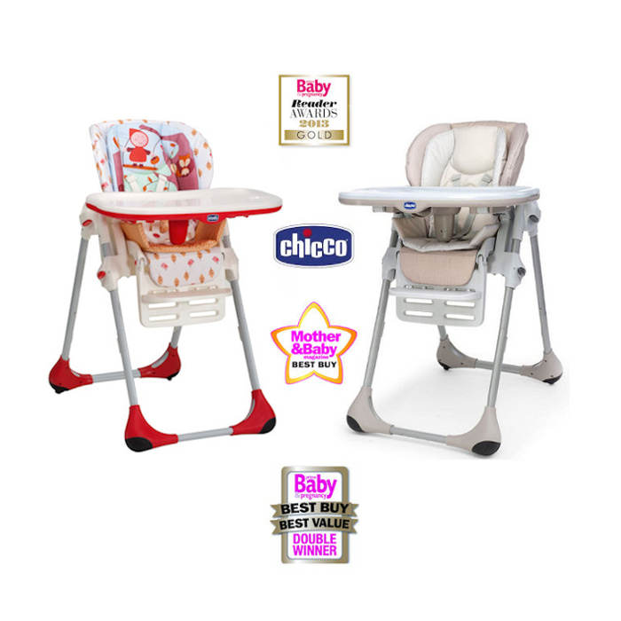 Chicco-Polly-2-in-1-Baby-Highchair