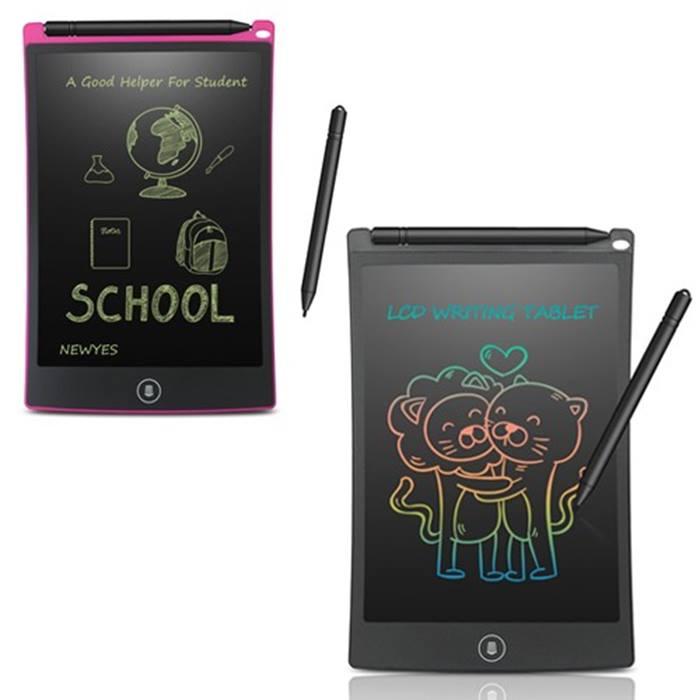 LCD Digital Drawing Pad – 2 Designs & 5 Colours