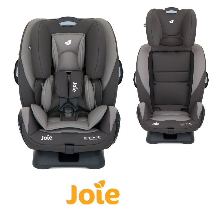 Joie Every Stage Group 0123 Car Seat Dark Pewter