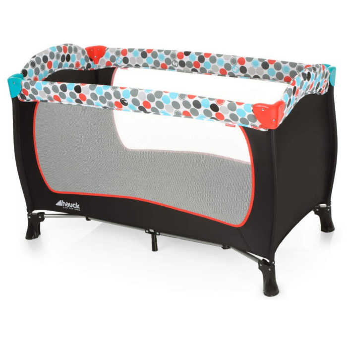 Fisher Price Easy Traveller Sleep N Play Travel Cot