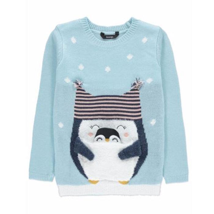 ASDA Penguin jumper