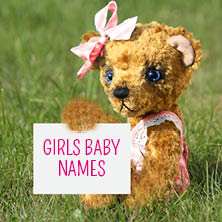 Girls baby names
