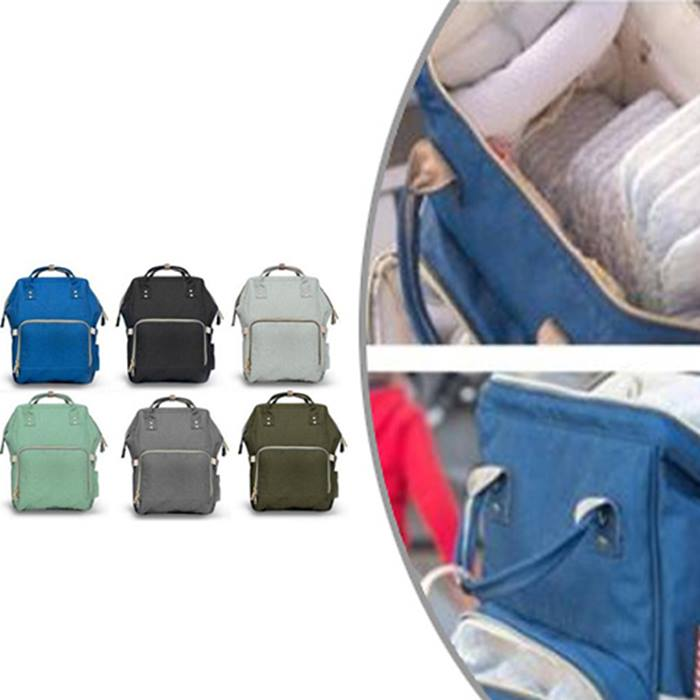 Nappy Changing Backpack - 6 Colours