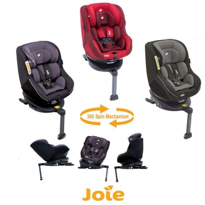 Secret offer - Joie Spin 360 Car Seat