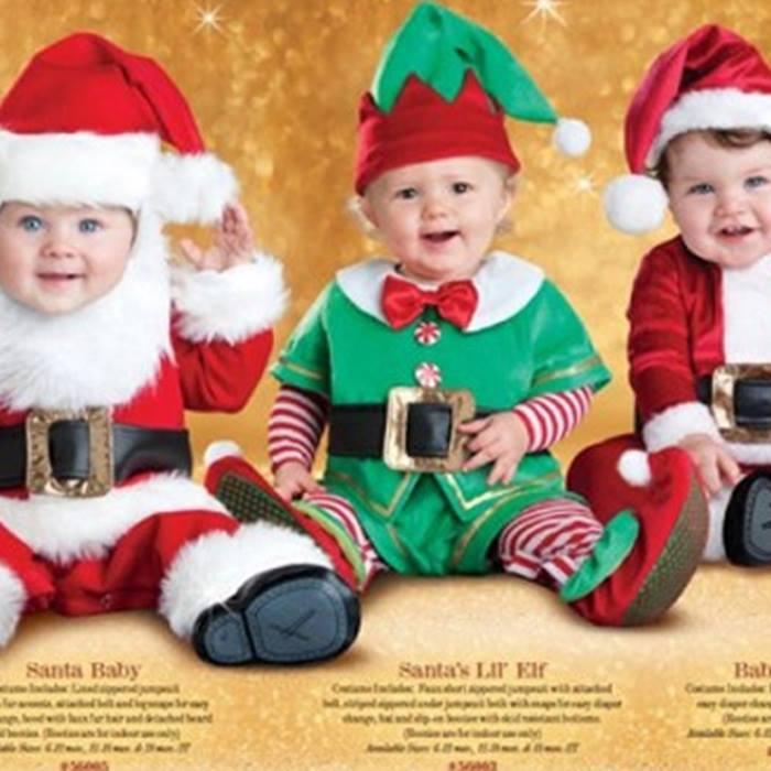 Im1 Kids Christmas Costumes 5 Designs