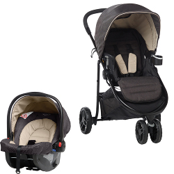 Graco Modes 3 Lite Click Connect Travel System