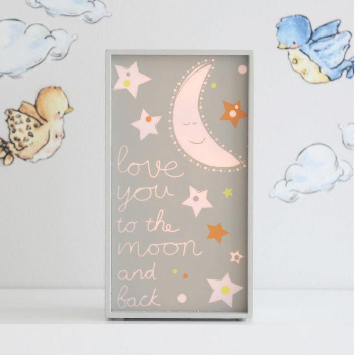 Illuminated lightbox