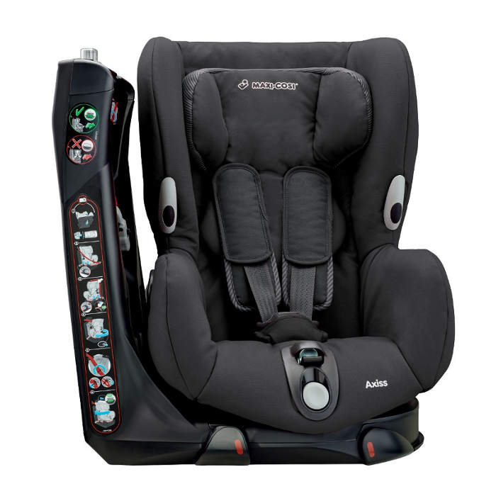 prod_1473769864_86088957 Maxi-Cosi Axiss Group 1 Car Seat - Black Raven - image 1