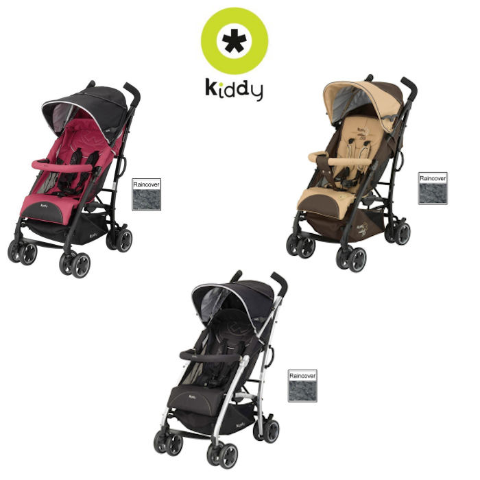 Kiddy City N Move Pushchair Stroller