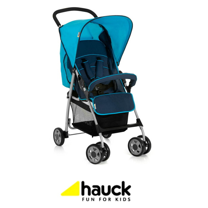 Hauck Sport Pushchair with Raincover