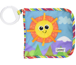 Lamaze Mothercare soft book