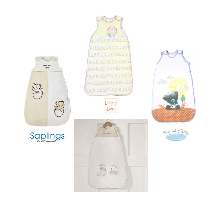 Saplings Sleep Suits 066181836mths 25 tog