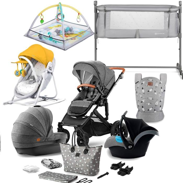 Kinderkraft Prime Newborn Bundle