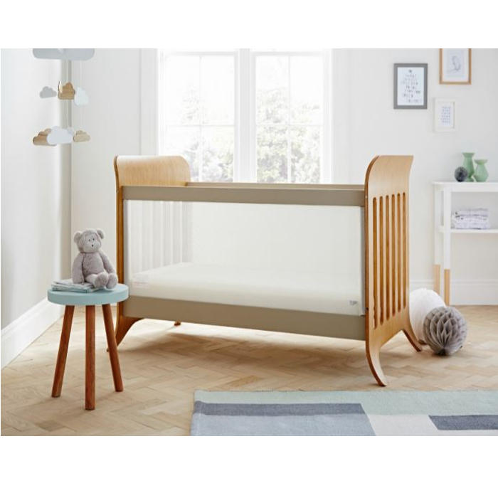 purflo wooden cotbed