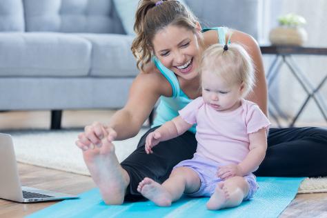 Mum exercise apps