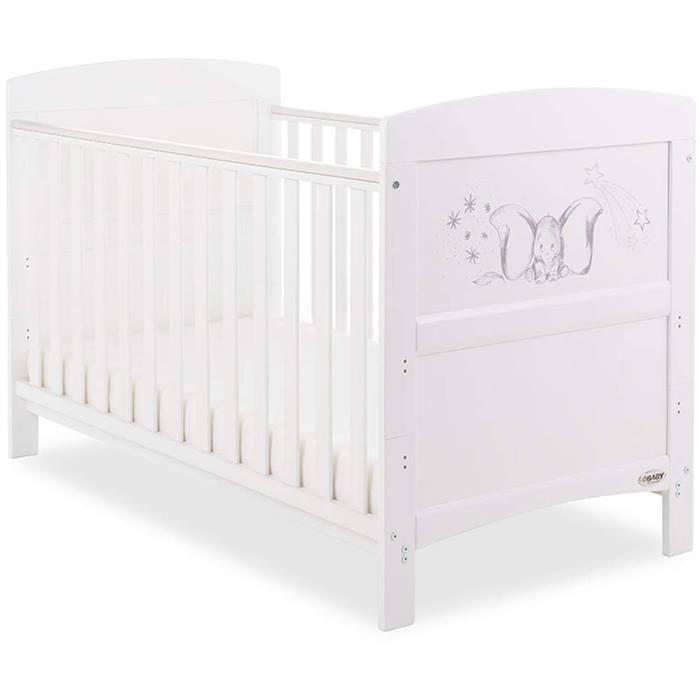 OBaby Disney Inspire Cot Bed