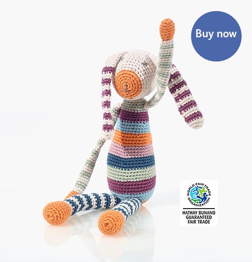 Bountyboutique-Orange-stripy-bunny