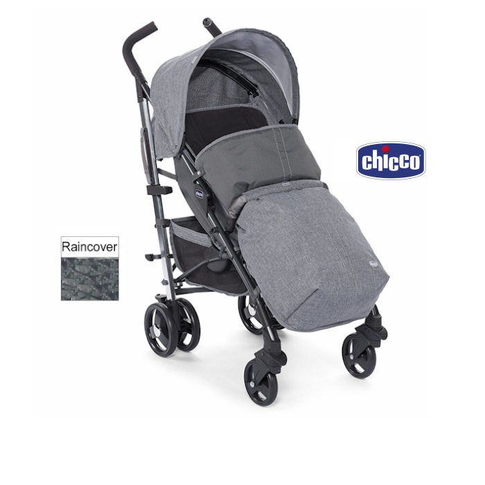 Chicco Special Edition LiteWay Top 2 Stroller - Legend