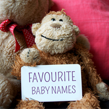 favourite baby names