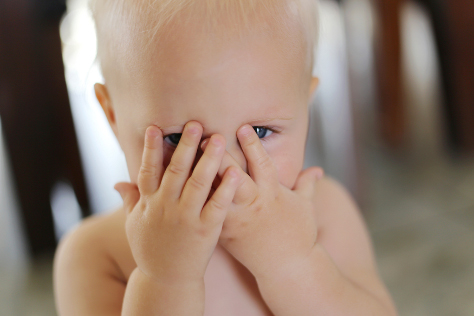 Tips to help shy babies 474