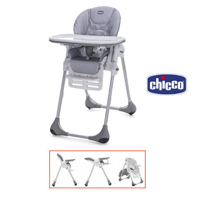 Chicco Luxury Polly Easy Highchair