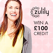 Zulily win a £100 credit