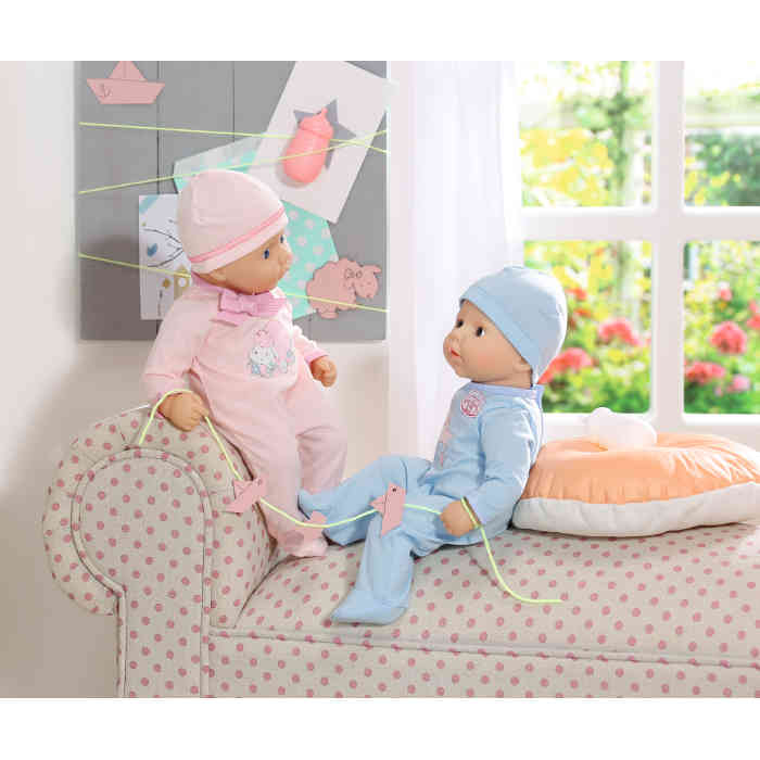 794449 My First Baby Annabell doll  (3)